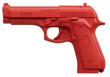 ASP ASP07351 RED TRAINING GUN BERETTA 96D