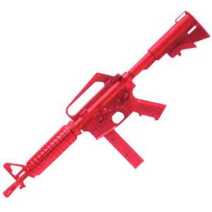 ASP ASP07404 RED TRAINING GUN COLT SMG