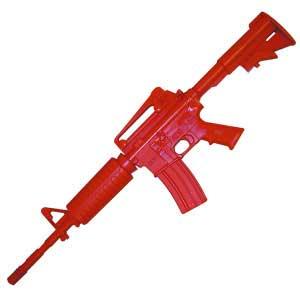 ASP ASP07407 RED TRAINING GUN COLT M4