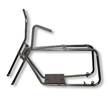 Azusa AZ3545 Mini Bike Frame And Fork Kit