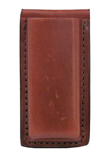 BIANCHI BIANCHI10737 20A OPEN MAG POUCH PLAIN TAN-0