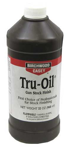 BIRCHWOOD CASEY BIRCHWOOD23132 TO TRU-OIL STOCK FINISH 32OZ
