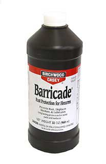 BIRCHWOOD CASEY BIRCHWOOD33132 BRP-QT BARRICADE RUST PROT 32OZ