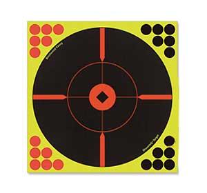 "BIRCHWOOD CASEY BIRCHWOOD34015 BMW-5 SHOOTNC 12"" ROUND ""X"" 5PACK"