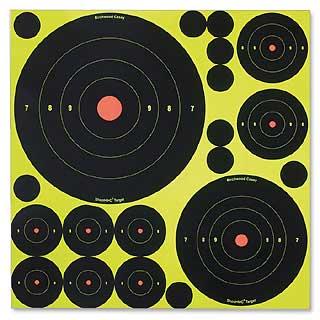 BIRCHWOOD CASEY BIRCHWOOD34018 VP5 SHOOT-N-C VARIETY ROUND PK