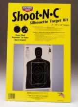 BIRCHWOOD CASEY BIRCHWOOD34602 SHOOT-N-C TARGETS: SILHOUETTE (2)