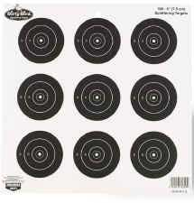 "BIRCHWOOD CASEY BIRCHWOOD35309 DIRTY BIRD 3"" RND TARGET 12SH PK"