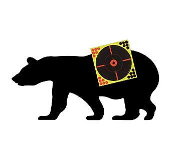 BIRCHWOOD CASEY BIRCHWOOD38778 SB-1 SHARPSHOOT BEAR KIT