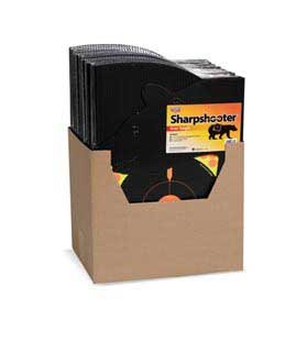 BIRCHWOOD CASEY BIRCHWOOD38780 SBD SHARPSHOOTER BEAR KIT DISPLAY