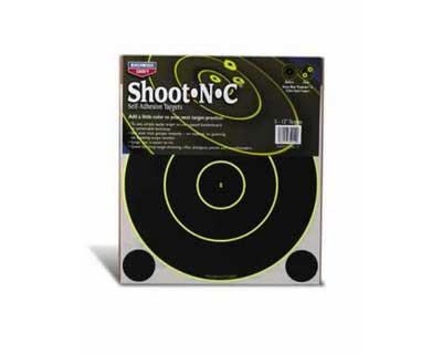 "Birchwood Casey Birchwood Casey34022 Shoot N C 12"" Rnd Target 12 Sheet"