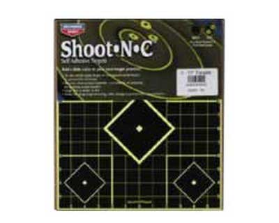 "Birchwood Casey Birchwood Casey34205 Shoot-N-C 12""x12"" Sight-in 5Pk"