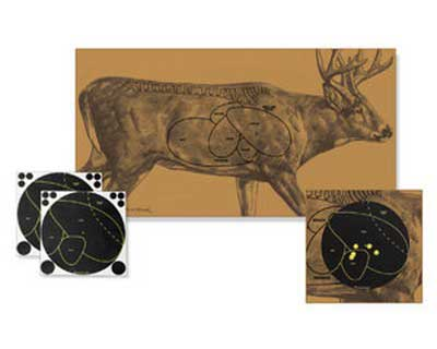 Birchwood Casey Birchwood Casey34681 Shoot-N-C Deer Target Kit