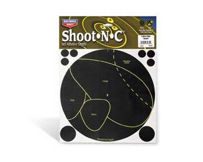 Birchwood Casey Birchwood Casey34682 Shoot N C Deer Target Vitals 5pk