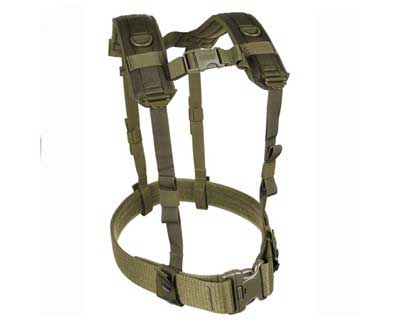BlackHawk Products Group BlackHawk Products Group35LBS1OD Load Bearing Suspenders OD