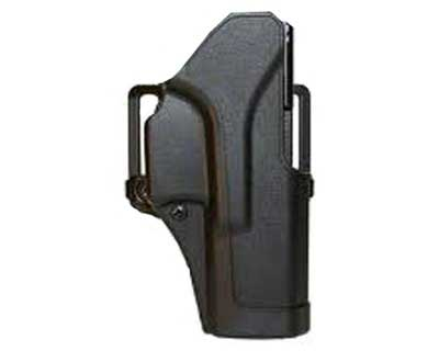 BlackHawk Products Group BlackHawk Products Group415600BK-R Sportster Std BL&Pdl Glock 17/22/31 RH