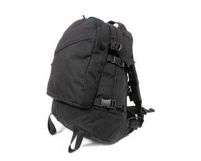 BlackHawk Products Group BlackHawk Products Group603D00BK 3 Day Assault Backpack - Black