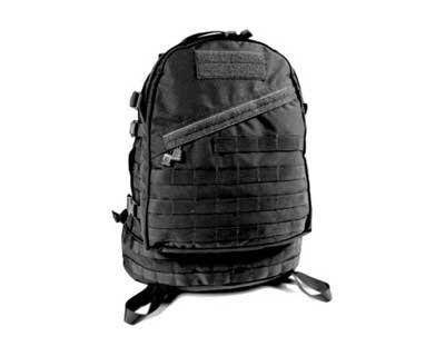 BlackHawk Products Group BlackHawk Products Group603D08BK Ultralight 3-Day Assault Pack Blk