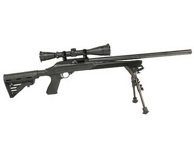 BlackHawk Products Group K98200-C Axiom R/F Stock Ruger 10/22 Blk