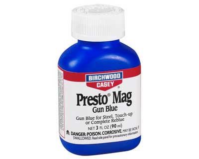 Birchwood Casey Birchwood Casey13525 PrestoBlue MagGunBlue 3oz Bottle