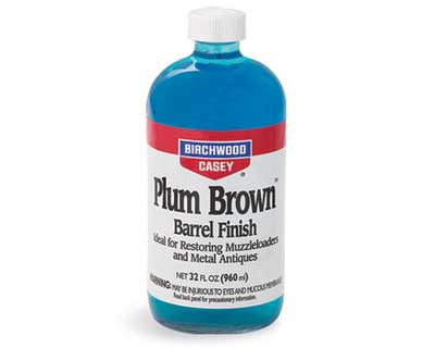 Birchwood Casey Birchwood Casey14145 PB-QT PlumBrown BblFinish 32oz
