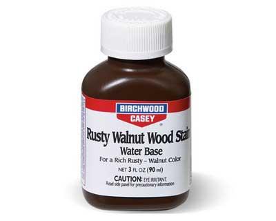 Birchwood Casey Birchwood Casey24323 Rusty Walnut Wood Stain 3oz
