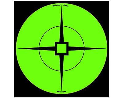 "Birchwood Casey Birchwood Casey33936 Target Spots Green 6"" /10"