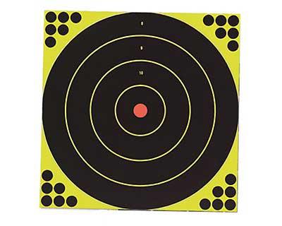 "Birchwood Casey Birchwood Casey34185 Shoot N C 18"" Rnd Target 5Sh Pk"