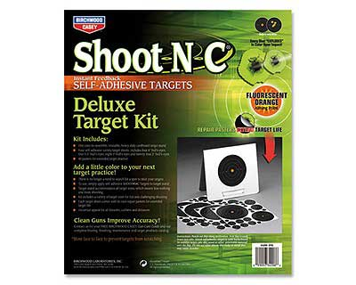Birchwood Casey Birchwood Casey34208 ShootNC Dlx BE Tgt Kit /4
