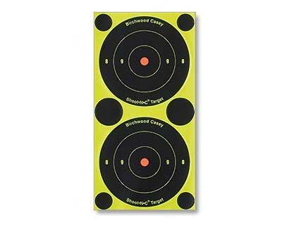 "Birchwood Casey Birchwood Casey34315 B3-12 SNC 3"" Round Target (Per48)"