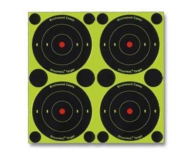 """Birchwood Casey Birchwood Casey34390 ShootNC 3"""" BE Tgt /1000"""