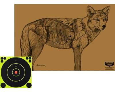 "Birchwood Casey Birchwood Casey34679 CK-8 SNC Coyote Tgt Kit 8"" Vitals"