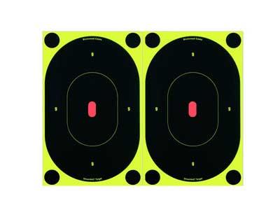 """Birchwood Casey Birchwood Casey34750 ShootNC 7"""" Slhtt Tgt /60"""