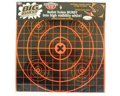 "Birchwood Casey Birchwood Casey36213 ""Big Burst 12"""" Sight In - 3 Target"""