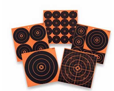 """Birchwood Casey Birchwood Casey36625 BB6-25 Big Burst 6"""" - 100 Targets"""