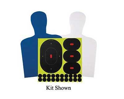 Birchwood Casey Birchwood Casey38601 SDC Sharpshooter 1/3 Scale Sil