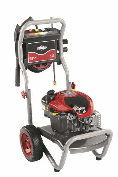 Briggs And Stratton 20500 2500 Max Psi Pressure Washer