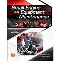 BRIGGS AND STRATTON CE8155 SMALL ENGINE AND EQUIPMENT MAINTENANCE
