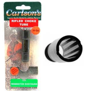 CARLSONS CARLSONS40021 REM 20 GA RIFLED CHOKE TUBE
