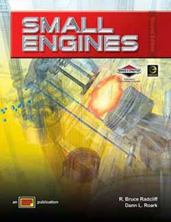 BRIGGS AND STRATTON CE8020 SMALL ENGINE TEXT BOOK