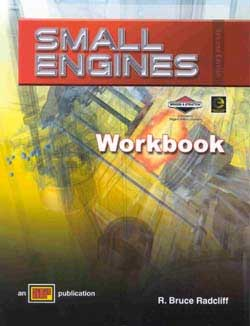 BRIGGS AND STRATTON CE8021 SMALL ENGINE WORKBOOK