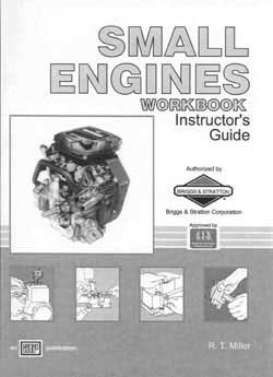 BRIGGS AND STRATTON CE8022 SMALL ENGINE WORKBOOK ANSWER