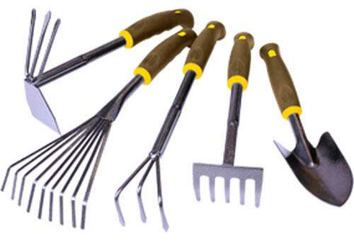 CENTURION CEN485 5 Pc. Digging Tool Set