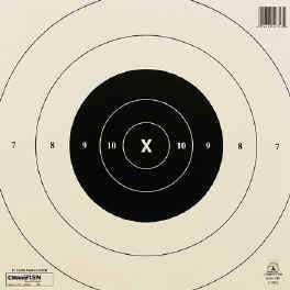 CHAMPION TRAPS AND TARGETS CHAMPIONTRAPS40753 NRA 25YD TIMED RAPID FIRE