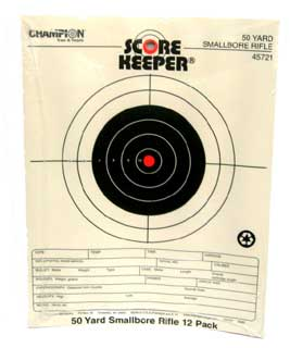 CHAMPION TRAPS AND TARGETS CHAMPIONTRAPS45721 ORANGE BULL  50YD SMALL BORE