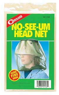 COGHLANS COGHLANS0160 MOSQUITO HEAD NET - NO-SEE-UM