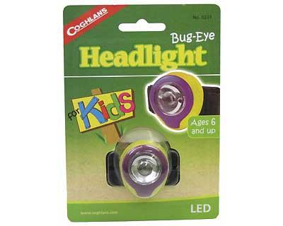 COGHLANS COGHLANS0237 BUG-EYE HEADLIGHT FOR KIDS