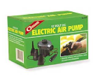 COGHLANS COGHLANS0815 12V DC ELECTRIC AIR PUMP