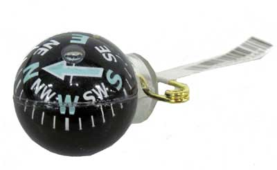 Coghlans Coghlans1168BULK Pin-on Ball Compass