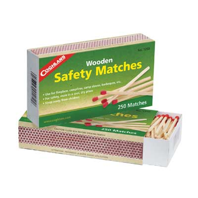 Coghlans Coghlans1250 Wooden Safety Matches