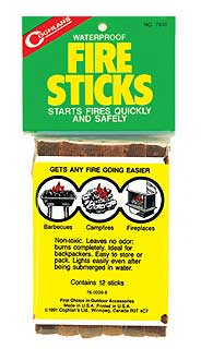 COGHLANS COGHLANS7940 FIRE STICKS - PKG OF 12